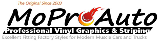 MoProAuto | Professional Vinyl Graphics and Striping